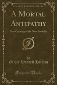 A Mortal Antipathy - 2854657123