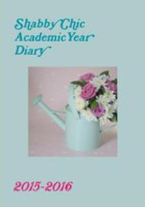 Shabby Chic Academic Year Diary 2015-2016 - 2852921928