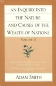 An Inquiry Into The Nature And Causes Of The Wealth Of Nations - 2848177326