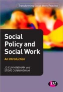 Social Policy And Social Work: An Introduction - 2840014595