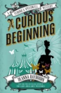 A Veronica Speedwell Mystery - A Curious Beginning - 2840260121