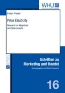 Price Elasticity - 2840399712