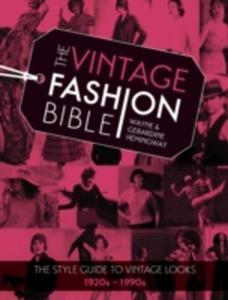 The Vintage Fashion Bible - 2840241006