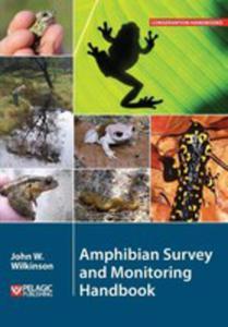Amphibian Survey And Monitoring Handbook - 2849005957