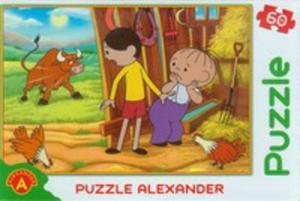 Puzzle 60 Bolek I Lolek Szalony Byk - 2846031379