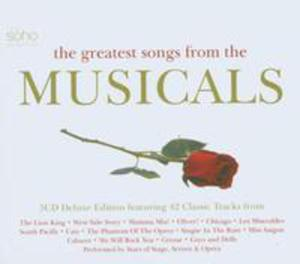 Greatest Songs Of Musical - 2845970557