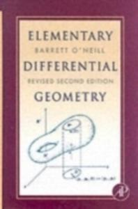 Elementary Differential Geometry - 2843682800