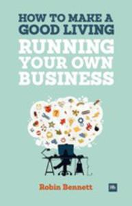 How To Make A Good Living Running Your Own Business - 2844912951