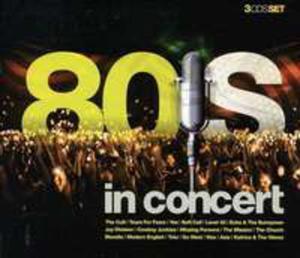 80's In Concert - 2839318163