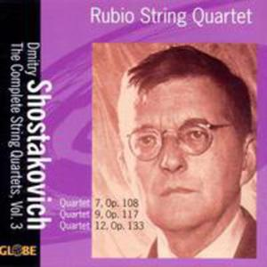 String Quartet No. 7, 9, 12 - 2845993422