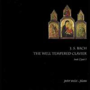 J. S. Bach / The Well Tempered Clavier Book 2 Part 1 - 2839806396