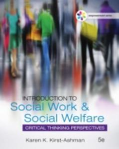 Empowerment Series: Introduction To Social Work & Social Welfare - 2849515522
