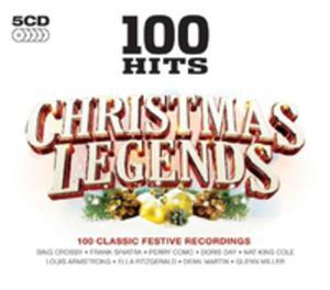 100 Hits - Christmas Leg. - 2839407525