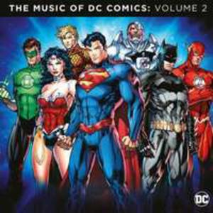 Music Of Dc Comics 2 - 2840467596