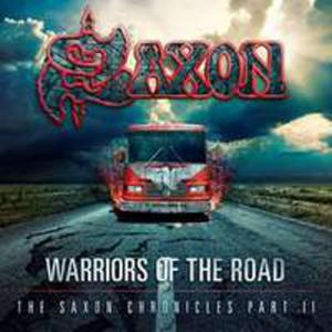 Warriors Of The Road - The Saxon Chronicles (Dvd + Cd) - 2840058203