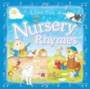 A First Book Of Nursery Rhymes - 2856626606
