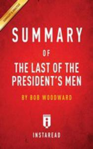 Summary Of The Last Of The President's Men - 2852921691