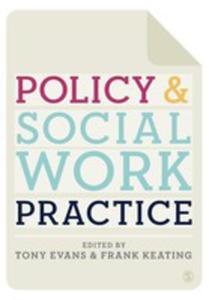 Policy And Social Work Practice - 2840256712