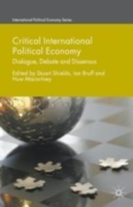 Critical International Political Economy - 2860500973