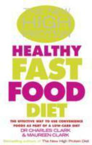 The New High Protein Healthy Fast Food Diet - 2839851861