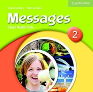 Messages Level 2: : Class Audio Cds (2) - 2839762743