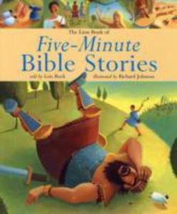 The Lion Book Of Five - Minute Bible Stories - 2860022401