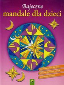 Bajeczne Mandale Dla Dzieci Gwiazdy - 2839385276