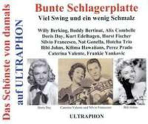 Bunte Schlagerplatte-viel - 2840438034