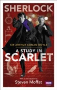 Sherlock: A Study In Scarlet - 2839981646