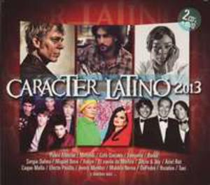 Caracter Latino 2013 - 2839444964