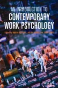 An Introduction To Contemporary Work Psychology - 2844444060