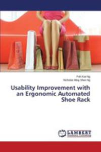 Usability Improvement With An Ergonomic Automated Shoe Rack - 2860677102