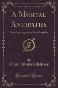 A Mortal Antipathy - 2854705145