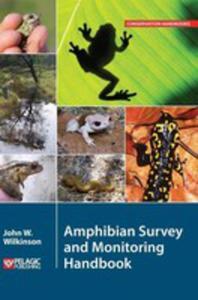Amphibian Survey And Monitoring Handbook - 2849005966