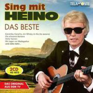 Das Beste-sing Mit Heino - 2840480974