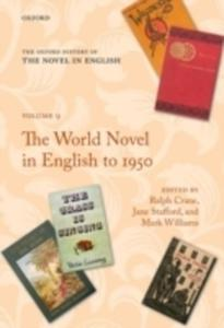 The Oxford History Of The Novel In English - 2849516475