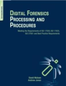 Digital Forensics Processing And Procedures - 2843685251