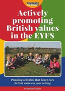 Actively Promoting British Values In The Eyfs - 2847667895