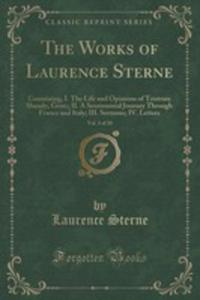 The Works Of Laurence Sterne, Vol. 3 Of 10 - 2852976690