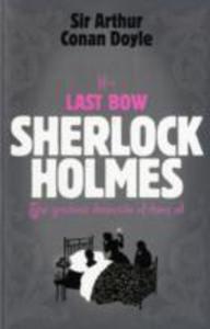 Sherlock Holmes: His Last Bow (Sherlock Complete Set 8) - 2839885299