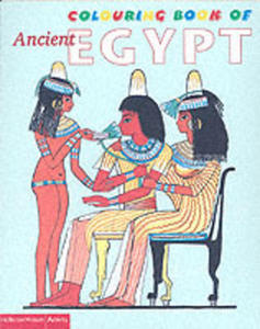 The British Museum Colouring Book Of Ancient Egypt - 2850818841