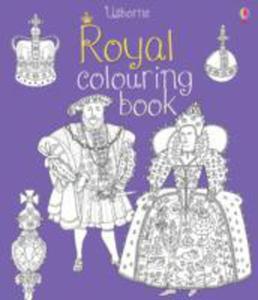 Royal Colouring Book - 2839966119