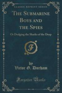 The Submarine Boys And The Spies - 2854039194