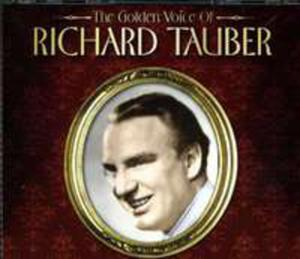 Golden Voice Of Richard Tauber (Uk) - 2839743489