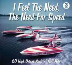 I Feel The Need For Speed - 2870929471
