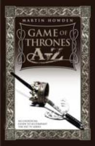 Game Of Thrones A - Z - 2857047099