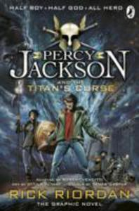 Percy Jackson And The Titan's Curse: The Graphic Novel - 2839974262