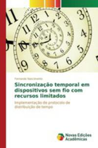 Sincronizaç~ao Temporal Em Dispositivos Sem Fio Com Recursos Limitados - 2857262823