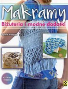 Makramy Bizuteria Modne Dodatki - 2846064717