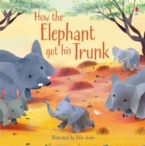 How The Elephant Got His Trunk - 2840433480